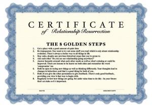 golden relationship rules