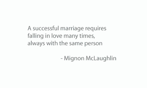 marriage therapy leads to more love