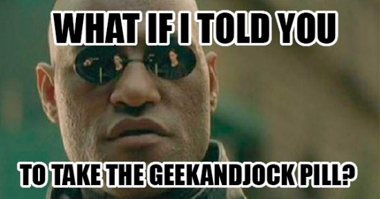 join the geekandjock community and start learning about love and relationships