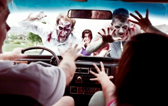 Zombie Relationships in a Post Apocalyptic World 3