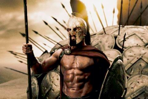 this is sparta – perfect guy for you