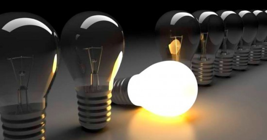 have your own lightbulb moment and become aware