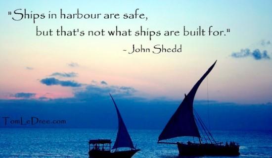 John Shield's Inspirational Quote