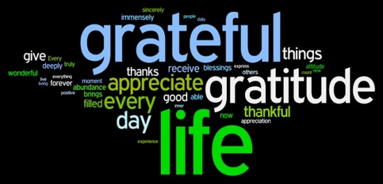 the foundations of gratitude