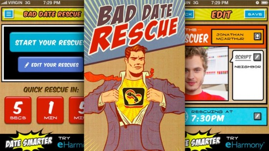 bad date rescue the truth