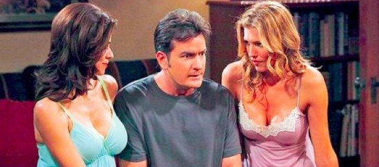 charlie sheen role model for ruined relationships