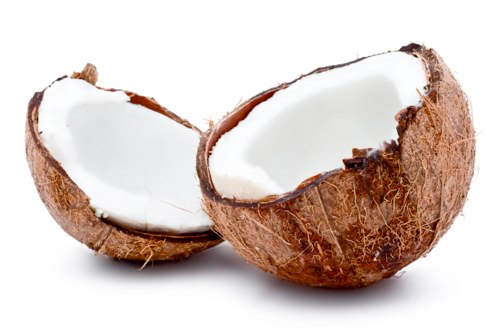 coconut oil for sex lubricant and massage