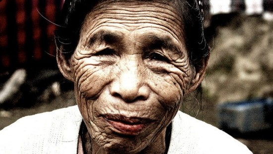 Philippines older woman