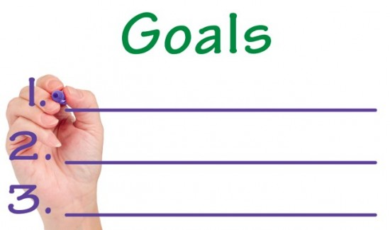 defining goals in your relationship