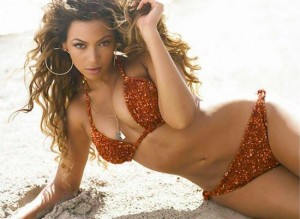 Beyonce and Weight Gain