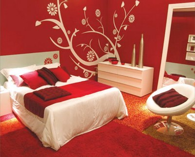 Does Your Bedroom Set the Mood for Romance?