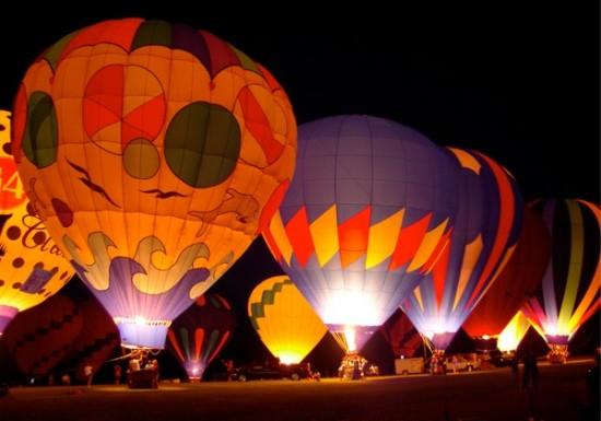 hot air ballon proposal