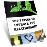 Top 3 relationship issues finally fixed
