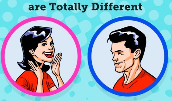 try understanding men for a change - you might be surprised of the outcome