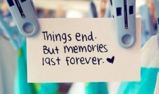 memories of a past love