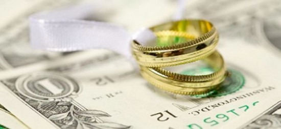 money saved at the wedding is more spending money on the honeymoon