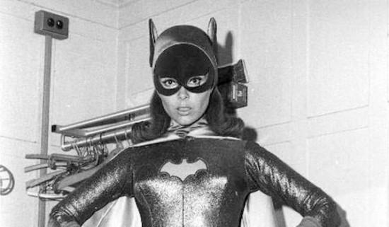 original nerd girl is batgirl