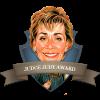 judge judy badge award