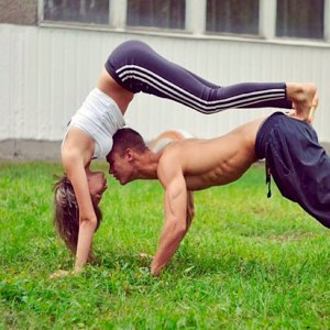 try some workout togetherness