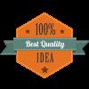 best idea badge award