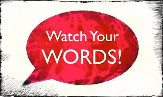 change your words and change your relationship