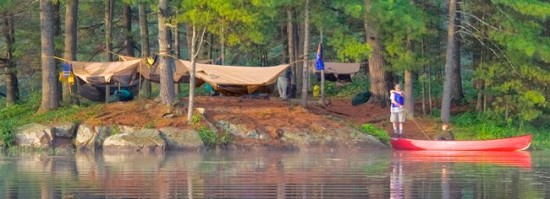 camping can really be ideal for couples
