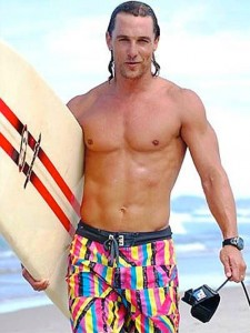 want some surfer dude