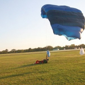 divorce using a parachute