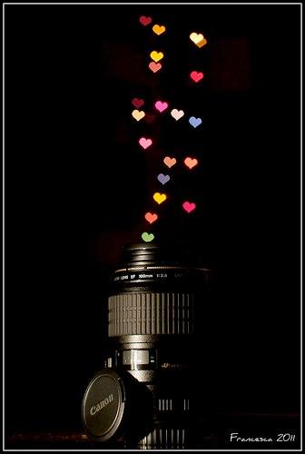 get a camera to spark up an LDR