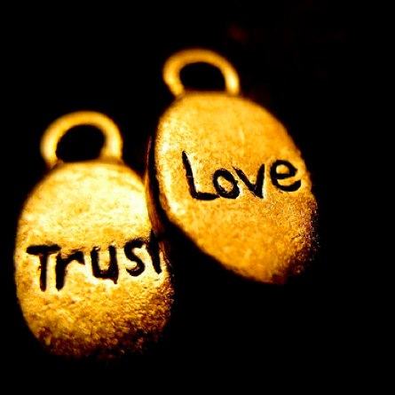 trust love committment