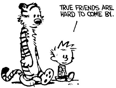 Do you have at least one REAL friend?
