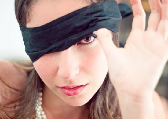remove your blindfold for a better relationship