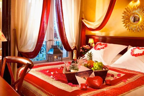 Feng Shui Colour To Set The Stage For Romance
