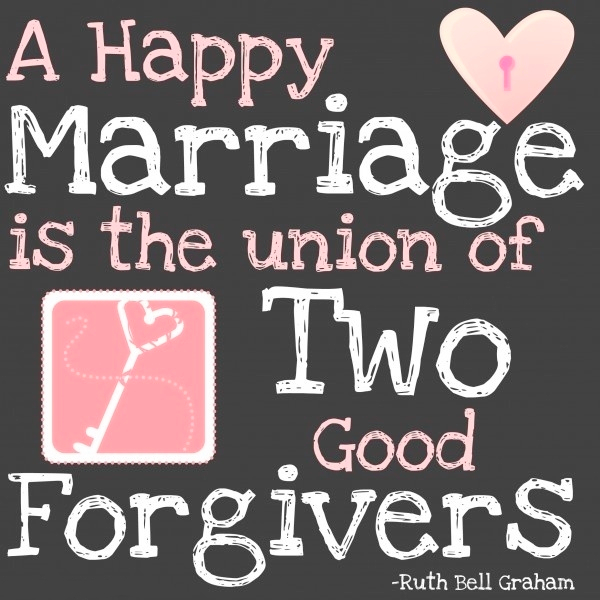 5 signs of a happy marriage
