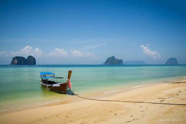 Koh Ngai beach