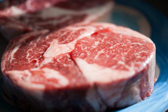 Steak is love, steak is life.