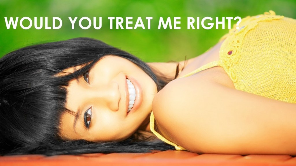 treat your Thai lady rght