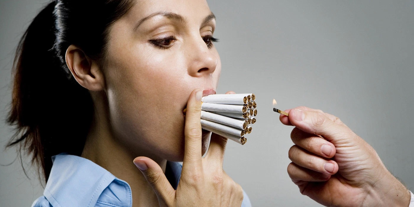 avoid heavy smoking in a relationship