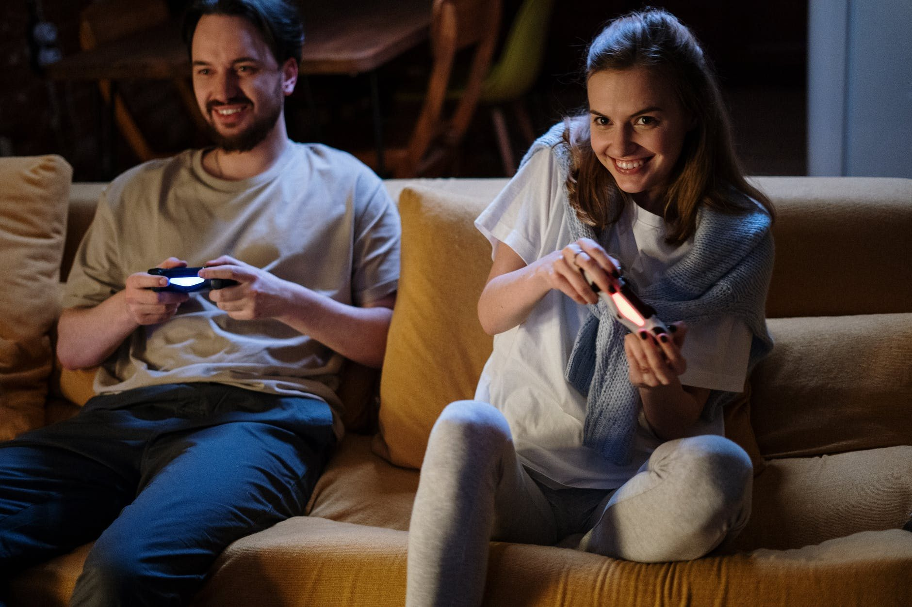 play games with your boyfriend