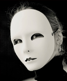 Is your relationship fake or real? Hiding behind a mask