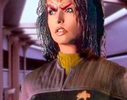 do you ever feel like you're married to a Klingon?