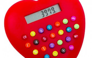 finding true love often requires some careful calculations